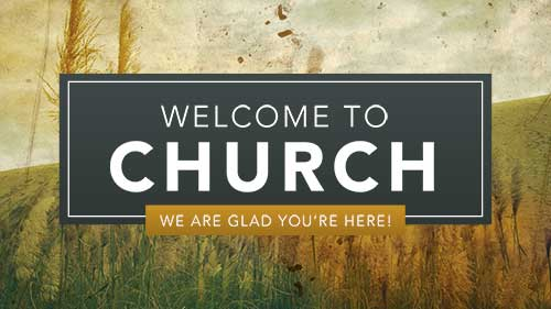 Image result for church welcome